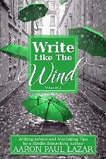 Write Like The Wind vol 2 cover link
